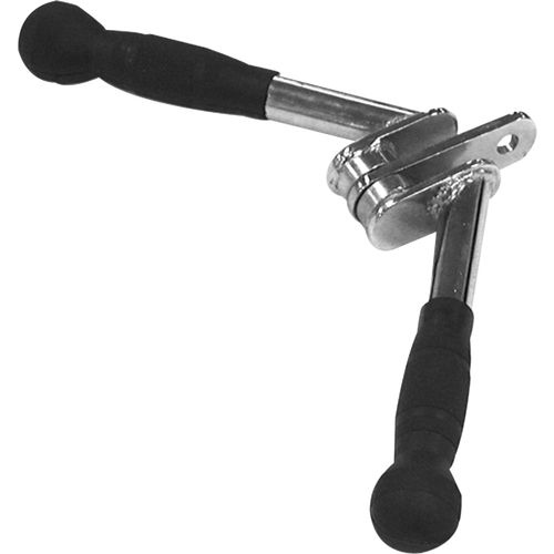 Display product reviews for Body-Solid Pro-Grip Balanced V-Bar