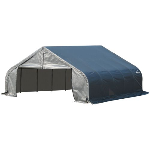 ShelterLogic 18' x 28' Peak Style Shelter - view number 1