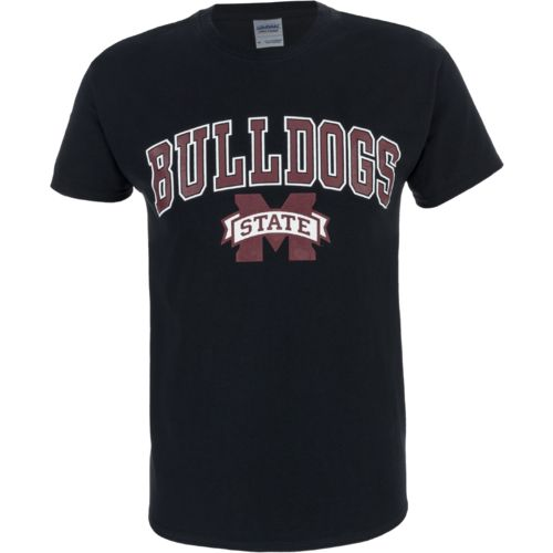 OVB Men's Mississippi State University Printed Short Sleeve T-shirt