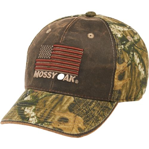 Mossy Oak Men's Break-Up Infinity® Camo Americana Cap