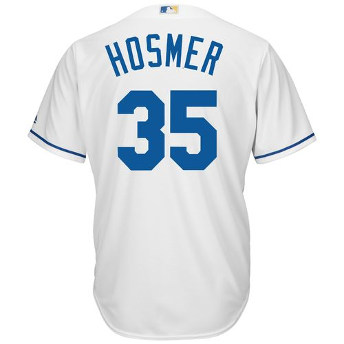 Majestic Men's Kansas City Royals Eric Hosmer #35 Cool Case Replica Jersey