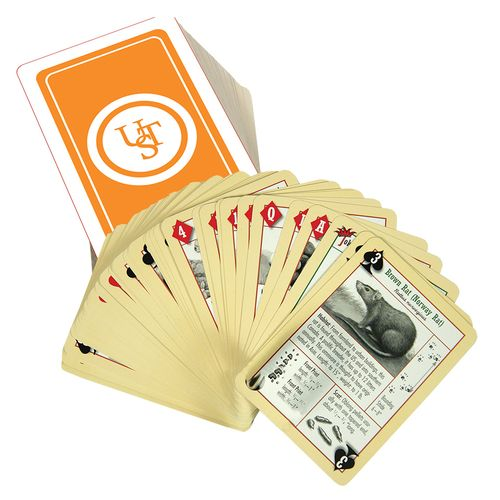 Display product reviews for Ultimate Survival Tech Waterproof Survival Playing Cards