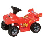 KidTrax Boys' Disney Cars 2 6V Quad Ride-On - view number 1