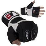 Combat Sports International Adults' Contender Fight Sports Pro Gel Glove Wraps - view number 1