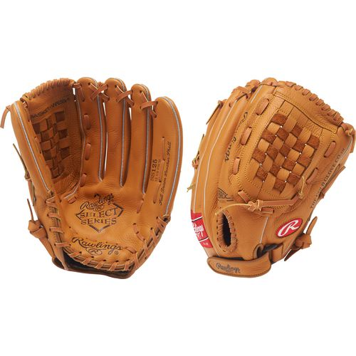 Display product reviews for Rawlings Select Series 12.5 in Fielder's Glove