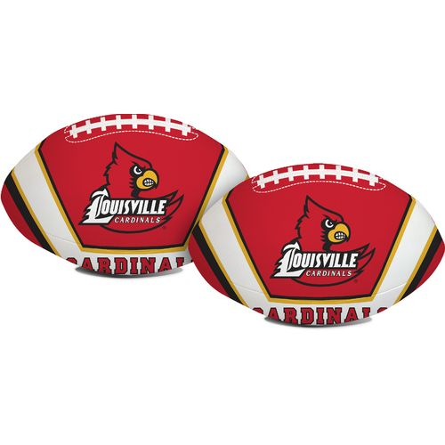 Rawlings University of Louisville Goal Line 8' Softee Football