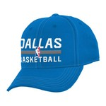 adidas Boys' Dallas Mavericks Practice Graphic Cap