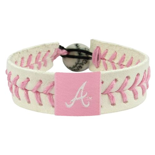 Display product reviews for GameWear Adults' Atlanta Braves Baseball Bracelet