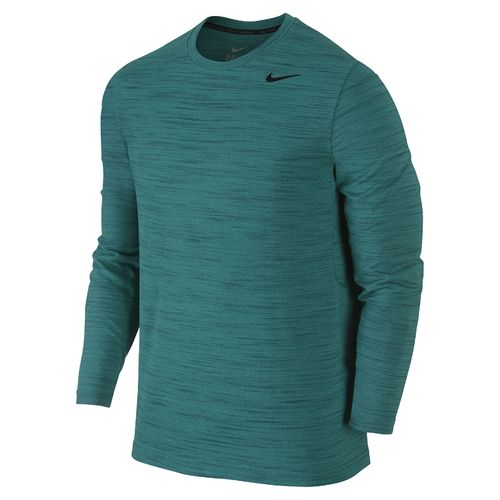 Nike Men's Dri-FIT Touch Long Sleeve T-shirt
