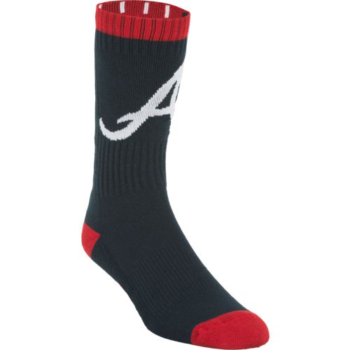 '47 Adults' Atlanta Braves Bolt Sport Socks