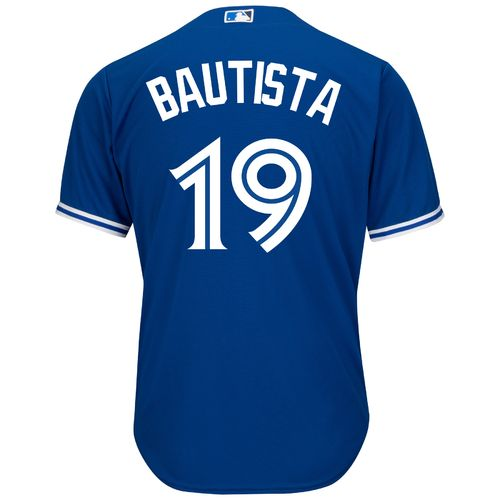 Majestic Men's Toronto Blue Jays José Bautista #19 Cool Base® Jersey