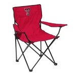 Logo Chair Texas Tech University Quad Chair