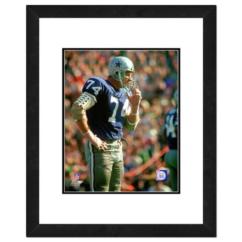 Photo File Dallas Cowboys Bob Lilly 8' x 10' Close-Up Photo