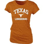 Blue 84 Juniors' University of Texas Triblend T-shirt