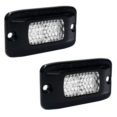 Rigid Industries SR-M Flush Mount Backup LED Light