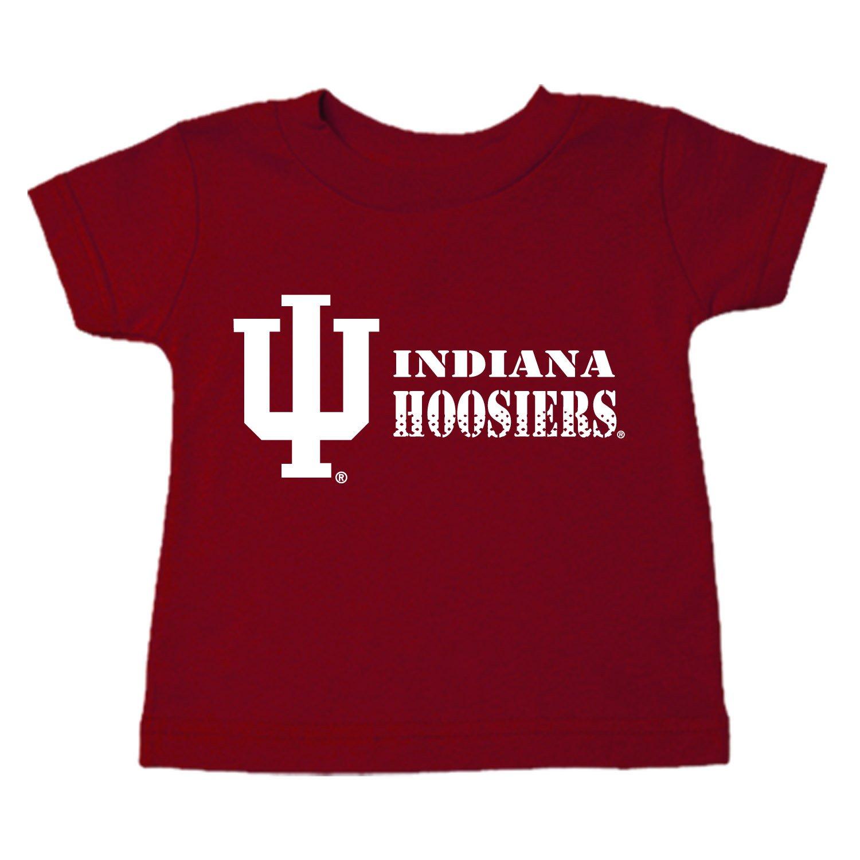 Atlanta Hosiery Company Toddlers 39 Indiana University T