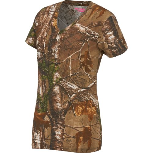 Game Winner Women's Hill Zone Realtree Xtra Short Sleeve T-shirt