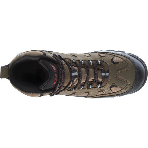 Wolverine Men's Tarmac FX Mid-Top Work Boots - view number 4