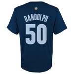 NBA Boys' Memphis Grizzlies Zach Randolph Flat Player T-shirt