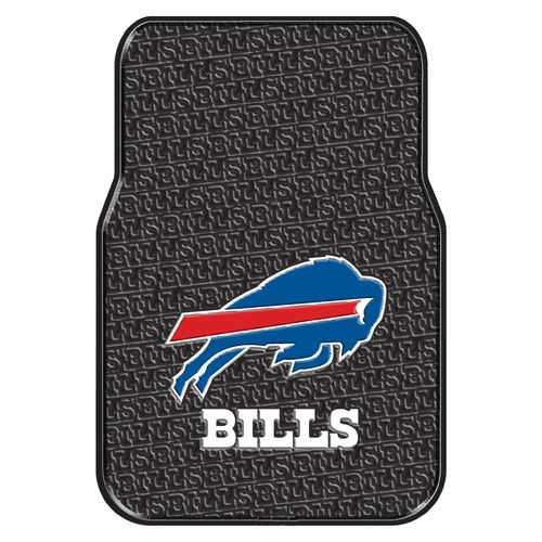 The Northwest Company Buffalo Bills Front Car Floor Mats 2-Pack