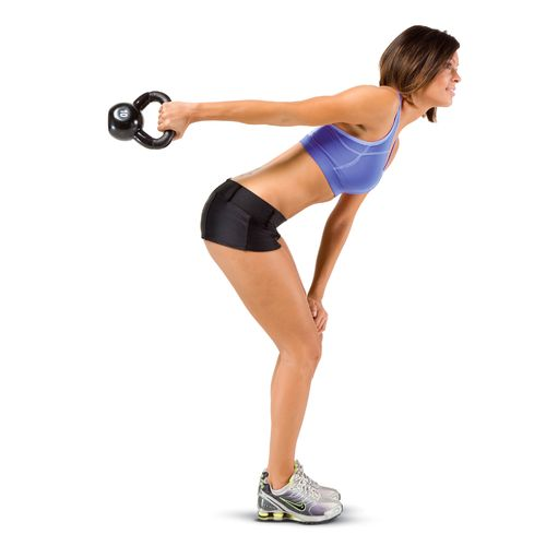 Marcy 4-Piece Kettlebell Set - view number 2