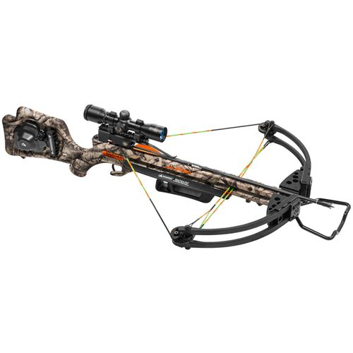 TenPoint Crossbow Technologies Wicked Ridge Invader G3 Crossbow Package
