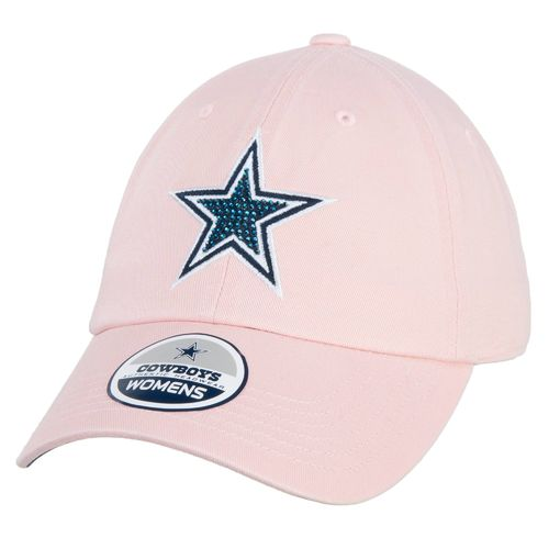Image for dallas cowboys women 39 s rhinestone cap from academy for Dallas cowboys fishing hat
