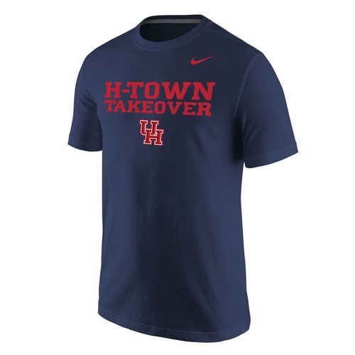 Nike™ Men's University of Houston T-shirt