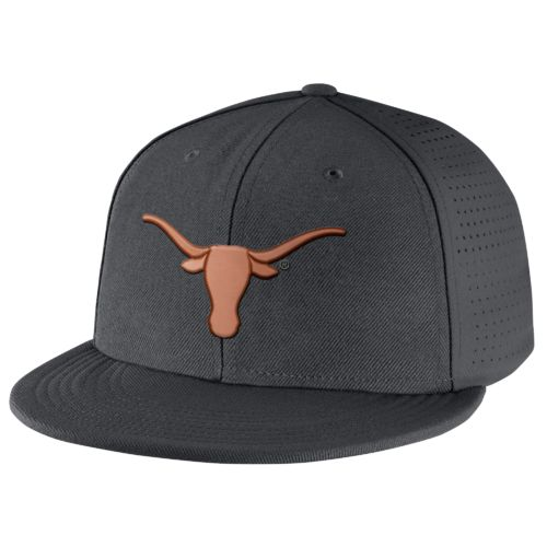 Nike™ Men's University of Texas Players True Swoosh Flex Cap