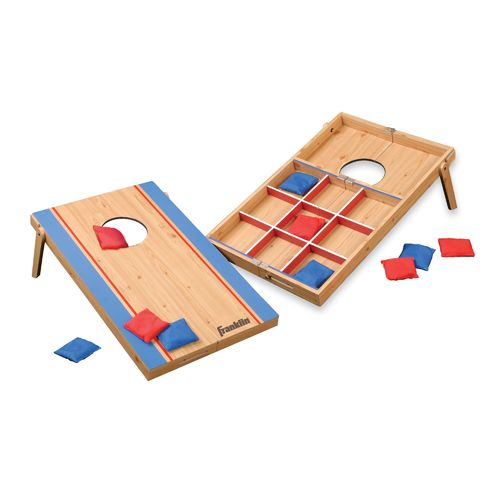 Display product reviews for Franklin Beanbag Toss and Tic Tac Toe Set