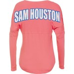 Boxercraft Women's Sam Houston State University Paisley Pom Pom Jersey