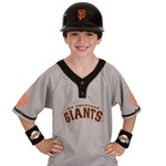 Franklin Kids' San Francisco Giants Uniform Set - view number 2