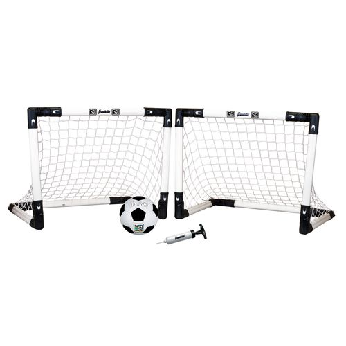 Franklin 1.4 ft x 1.8 ft Mini Insta Indoor Soccer Set