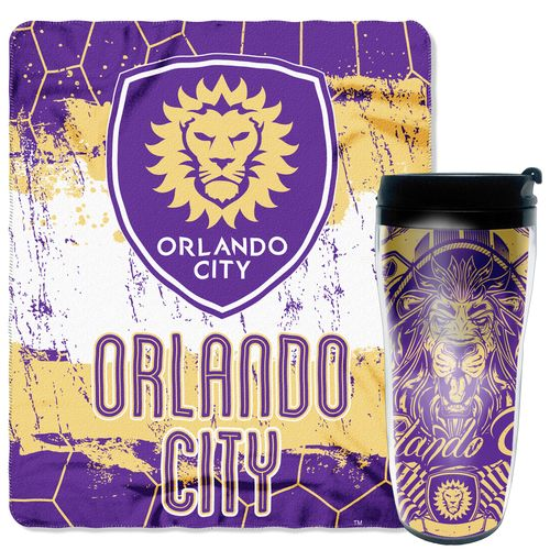 The Northwest Company Orlando City SC Mug and Snug Set