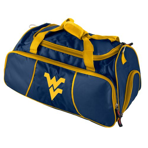 Logo™ West Virginia University Athletic Duffel Bag