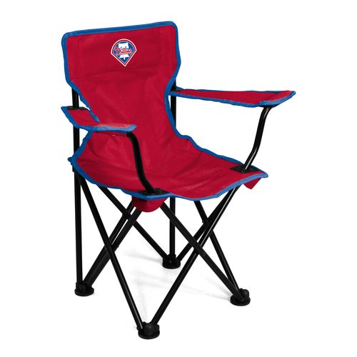 Logo™ Philadelphia Phillies Toddlers' Tailgating Chair
