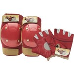 Bell Kids' Iron Man Protective Gear - view number 1