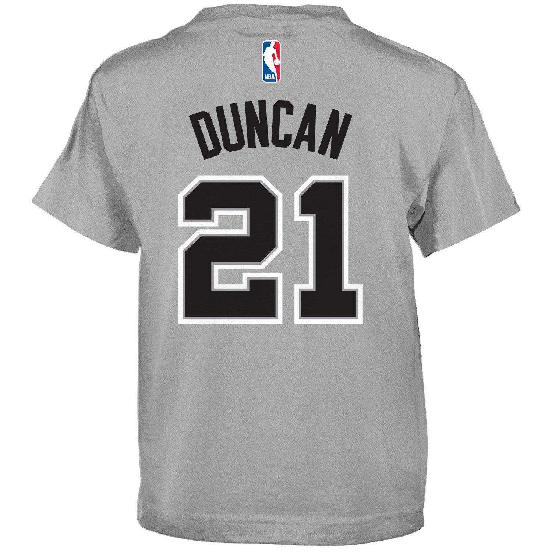 NBA Boys' San Antonio Spurs Tim Duncan Flat