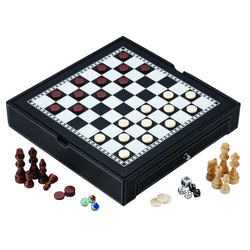 Mainstreet Classics Broadway 4-in-1 Game Set - view number 1