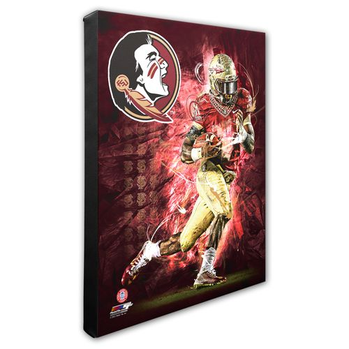 Photo File Florida State University Player Stretched Canvas Photo