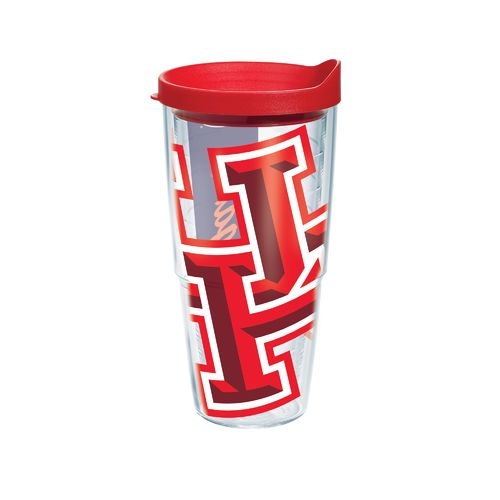 Tervis University of Houston Interlocking Logo 24 oz. Colossal Tumbler with Lid