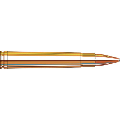 Hornady Dangerous Game .375 H&H Magnum 270-Grain Centerfire Rifle Ammunition