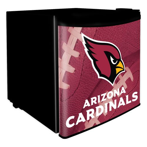 Boelter Brands Arizona Cardinals 1.7 cu. ft. Dorm Room Refrigerator