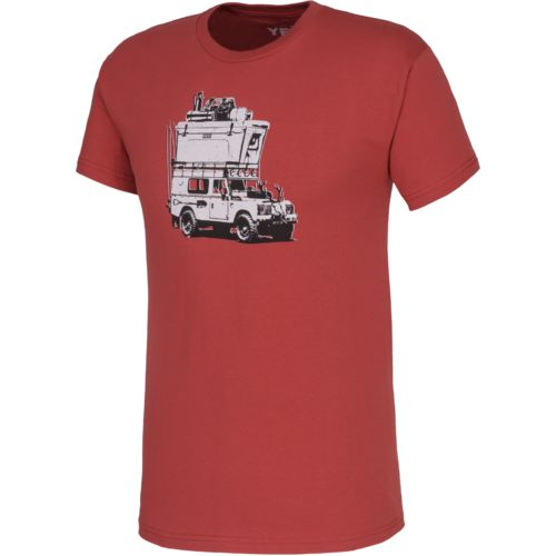 YETI® Men's Adventure Vehicle T-shirt