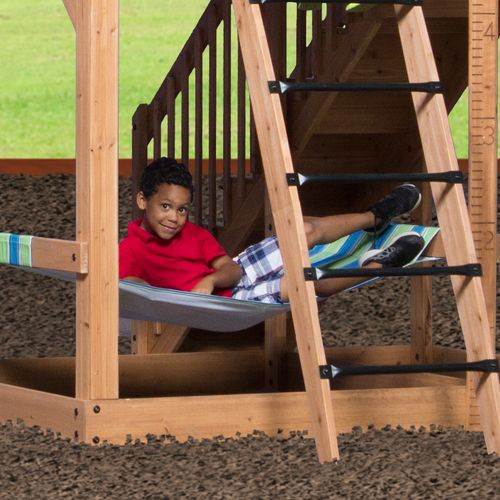 Backyard Discovery™ Oceanview Wooden Swing Set - view number 9
