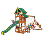 Backyard Discovery™ Tucson Wooden Swing Set