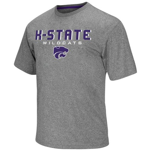 Colosseum Athletics Men's Kansas State University Arena Short Sleeve T-shirt