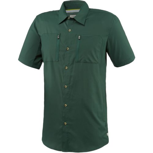 Magellan Outdoors Men's Chimney Rock Short Sleeve Shirt