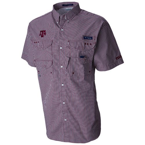Columbia Sportswear Men's Texas A&M University Super Bonehead™ Shirt