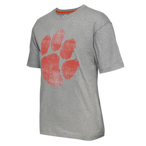 Colosseum Athletics Men's Clemson University Colossal T-shirt